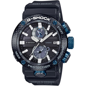 CASIO G-SHOCK GWR-B1000-1A1ER Zegarek Mężczyźni, black/blue